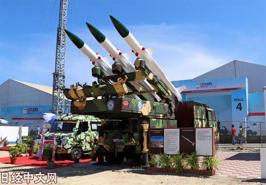 日媒:印度6成武器靠进口 想变成武器出口国难度大