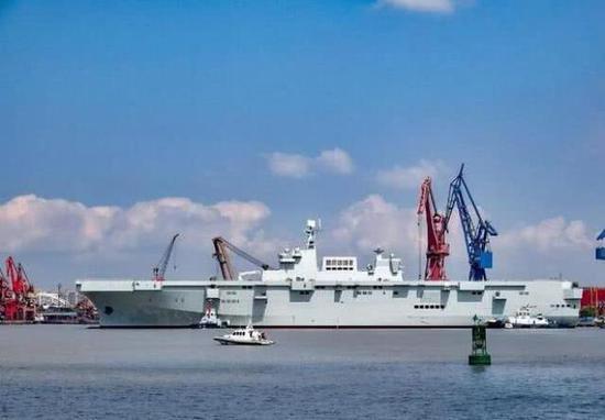 075型两栖攻击舰,能否继续升级,已经有一个国家升级成功