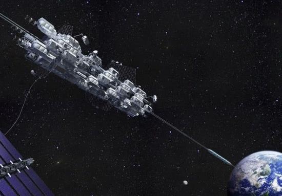 日本将首次试验太空电梯概念 发射成本仅为火箭的1%