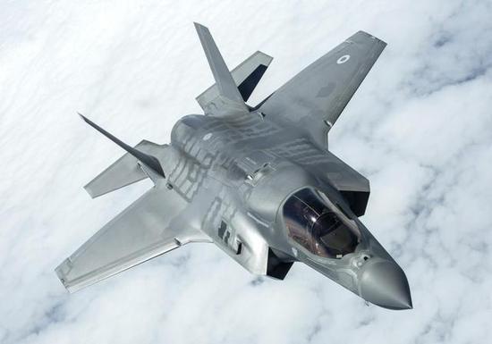 图片:英国的F-35B