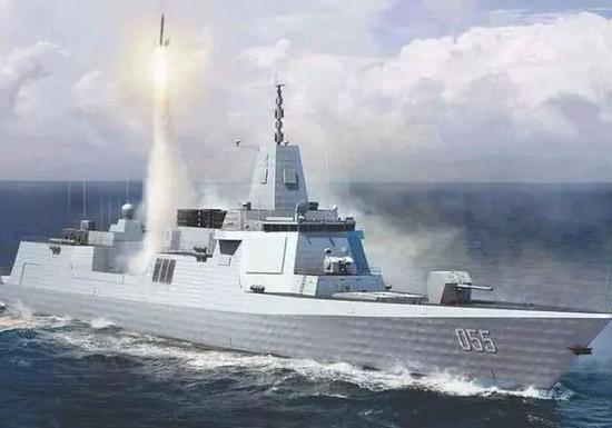 日本新型宙斯盾舰可拦截东风