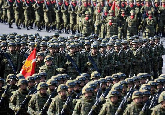 日本自卫队野心巨大