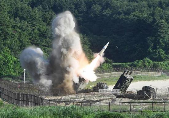 美军醒悟一型导弹落后中国 想发展却受制于中导条约