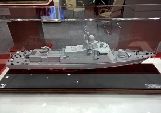 俄太平洋舰队配备小型导弹舰当主力 组史上最弱阵容
