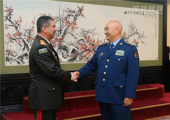 俄媒称中国将向阿塞拜疆提供军事援助 两军已签协议魂寂・魅上龙皇