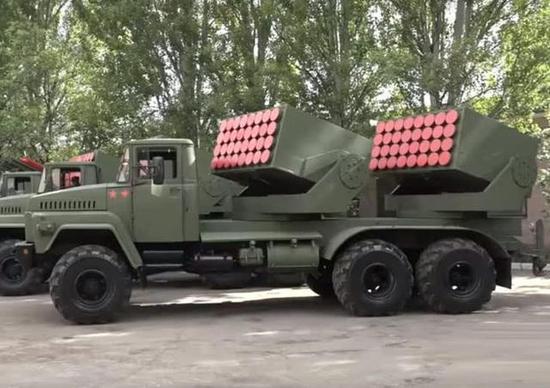 东乌自研火炮射程不及中国1/40 条件受限但满足需求