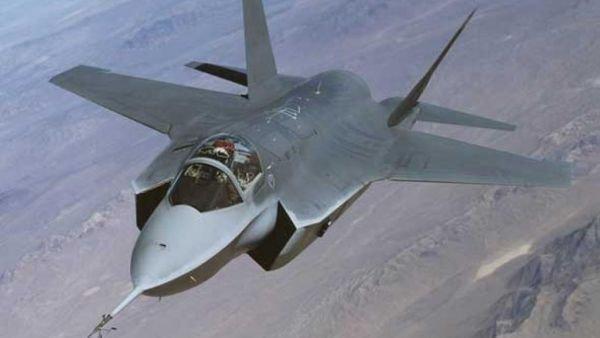 图为美国F-35战斗机