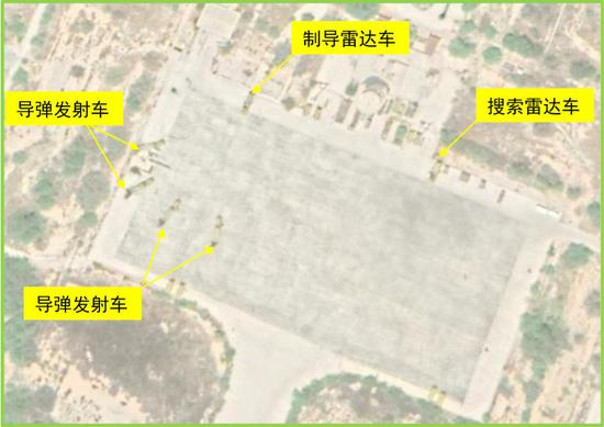 伊朗阿薩盧耶機場新增S-300防空系統