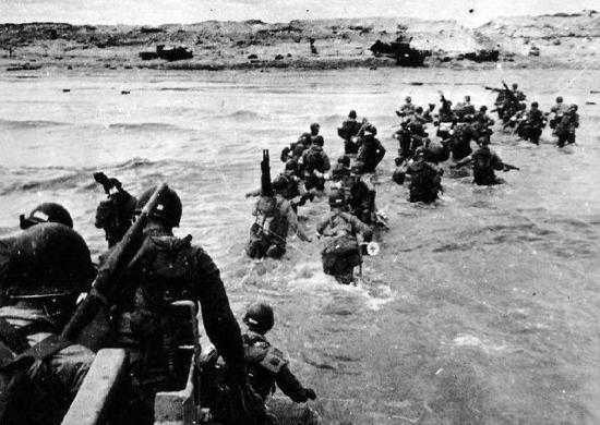 美媒盘点美军史十场惨烈战斗 精锐部队险被中国围歼