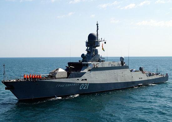 俄海军因没钱搁置远洋海军梦 新造舰排水量仅4000吨