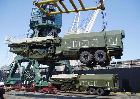 美军为何购买两部乌克兰旧雷达 交给假想敌部队使用