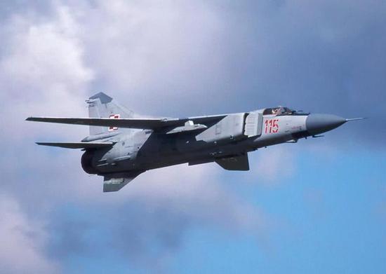 米格29比苏27机动性更强为何却惨败 制造质量太差