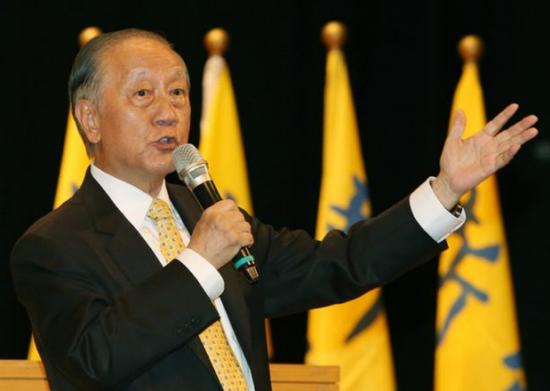 """台湾新党主席:两岸统一后 必须追究""""台独""""分子责任"""