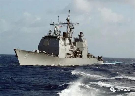 中国055大驱与美主力舰比较 拦截能力强于伯克级数倍