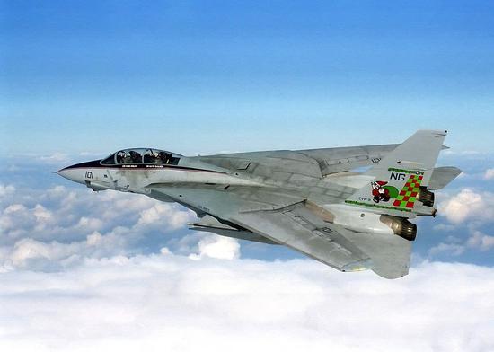 F14变后掠翼控制高度自动化
