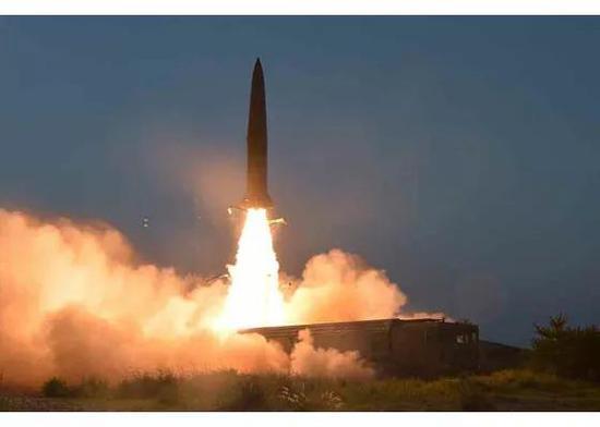 张召忠谈朝鲜射导弹:无法阻止美韩军演只能秀肌肉