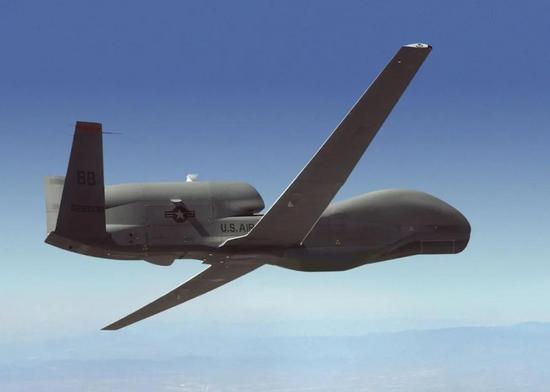 美军U2侦察机就驻扎在韩国 距解放军演习区近在咫尺