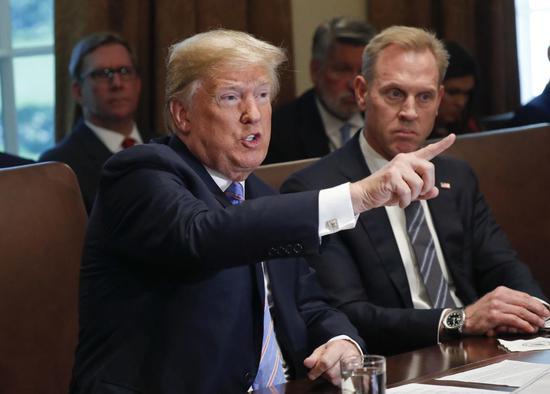 欧委会主席容克将访美谈关税 特朗普:别逼我放大招