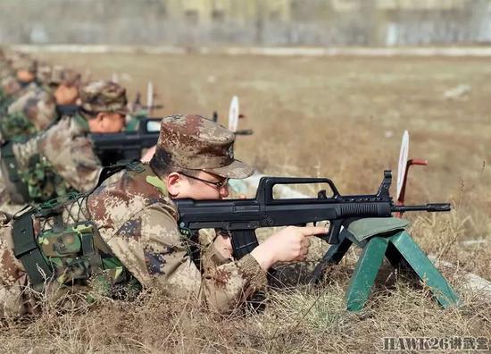 我陆军一训练理念远逊美军 如今紧贴实战化需求改革