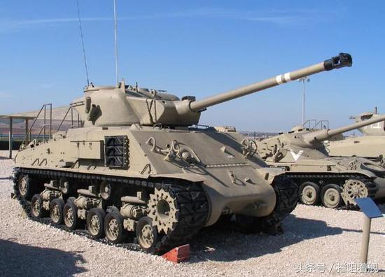 这些二战坦克早已过时 以色列却废物利用而赢得战争