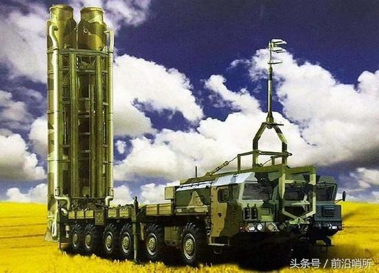 S-500防空导弹