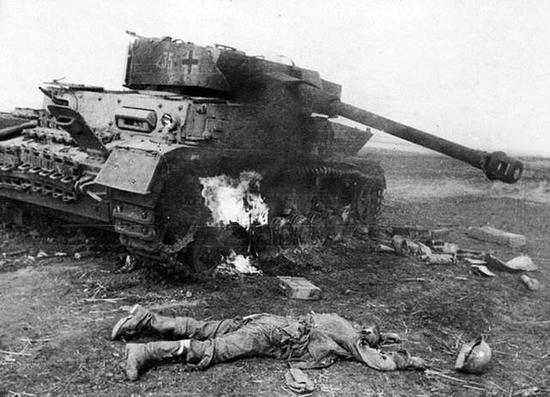 二战德军自视大势已去 妄图散播传染病阻挡苏军进攻