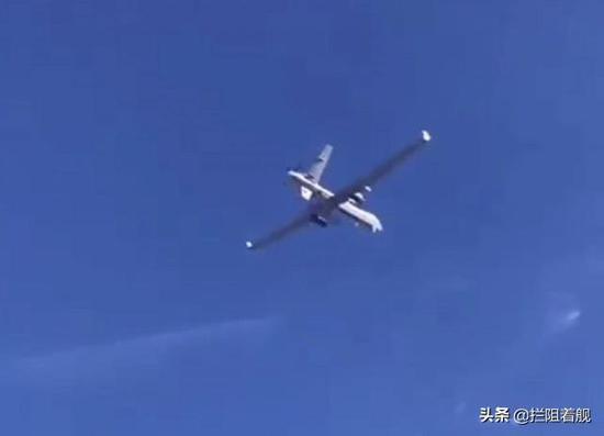 美军MQ-9无人机