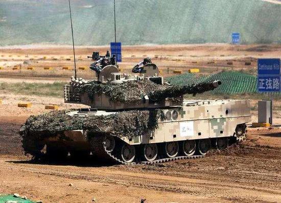 孟加拉为何买VT5 性能或比我军自用版15轻坦更先进