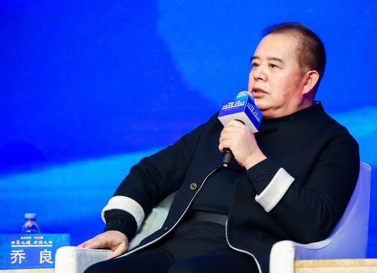 乔良:即使美12艘航母全卖给台湾 也不能保证其独立