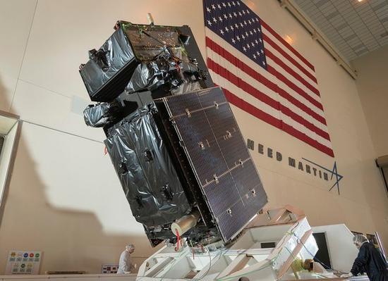 美国空军现有的反导预警卫星