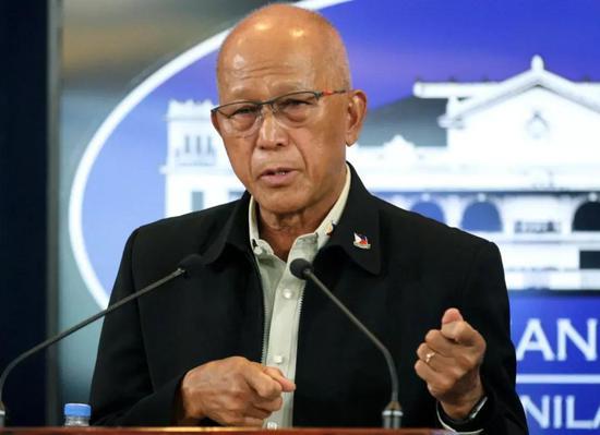 官媒:菲军方围绕南海装腔作势的表演应该消停了