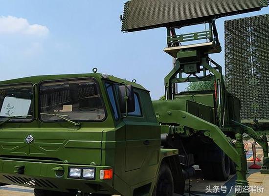 中国首次公开新型雷达研究成果 美限制中国对外出口