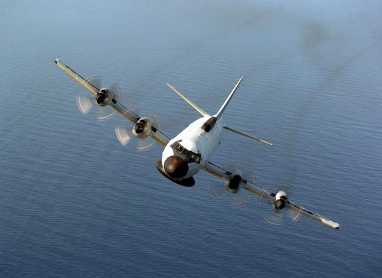 中美撞机20周年当天 撞击王伟的同型侦察机进入南海