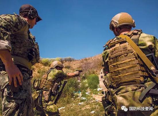 美军利用高精尖技术发展特战能力 称将用于大国竞争