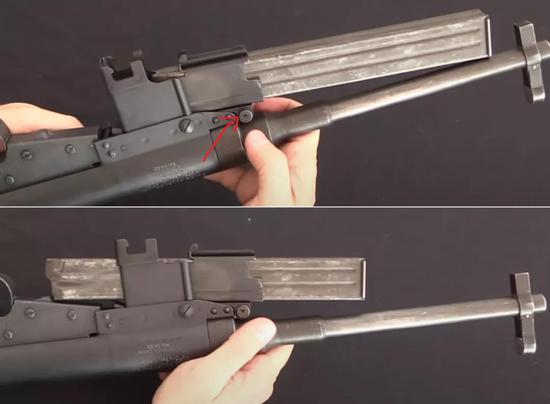 伸缩折叠!这是比练艺术体操的姑娘还厉害的一支枪