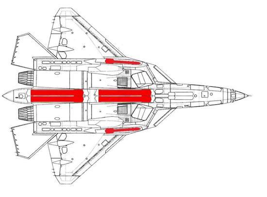 苏-57从内部弹舱投掷空地导弹   新一代战斗机的研制工作十分复杂,牵扯到的学科和工业领域非常广泛,需要极大的资源投入。俄罗斯在经费并不充裕的情况下研制出苏-57,少不了苏-47技术验证机充分发挥余热,默默立下的汗马功劳。从这个角度讲,苏-47虽然不能说是正牌五代机,但五代机先驱的头衔还是名副其实的。(作者署名:妹子杨)