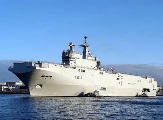 法国为何最近总在中国家门口挑衅 想达到这三个目的海上日出图片