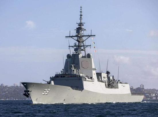 澳大利亚为何签下军舰大单?或以此来南海抗衡中国