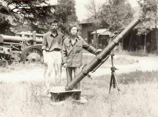 我軍為何堅持研發單兵大口徑迫擊炮 山地作戰威力大