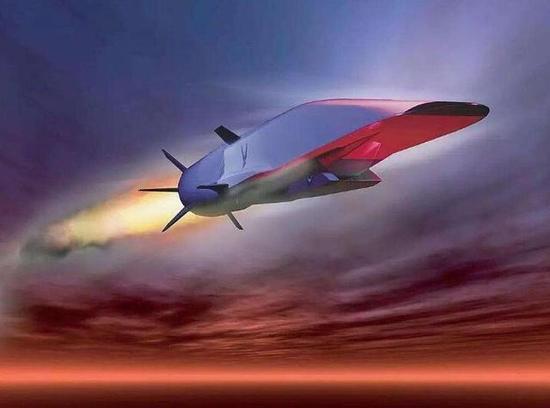 中美俄在这一领域竞争白热化 这款武器比核弹还难造