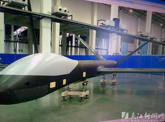 中国翼龙1D无人机使用大量碳纤维材料 背后另有隐情