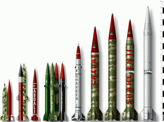 巴基斯坦弹道导弹计划实现弯道超车 并不是因为中国