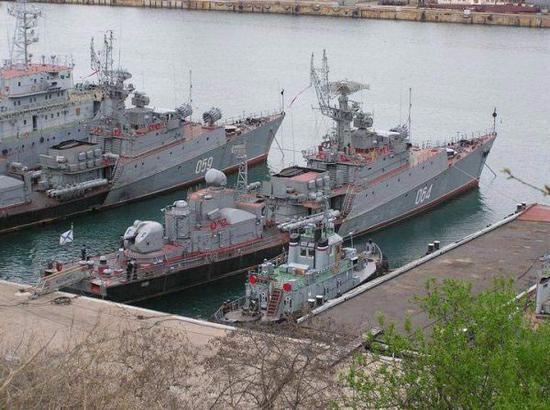 世界杯期间为防乌挑衅 俄黑海舰队全面进入战备状态