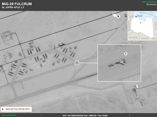 多架中国造无人机被击落后 利比亚国民军又获新战机