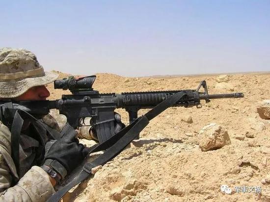 库尔德武装的轻武器盘点 靠美制装备大幅提升战力