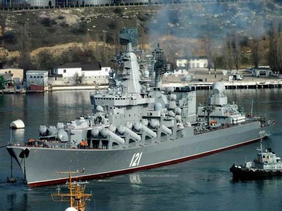 俄海军高调复原一艘老战列舰 向世界表明其海洋决心