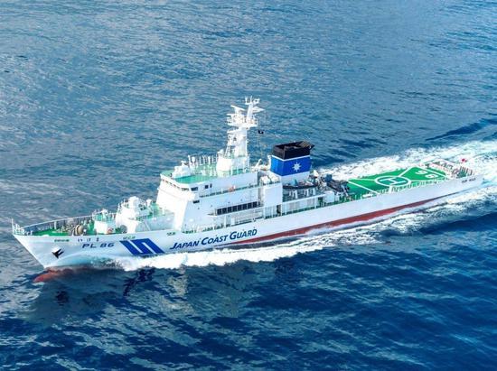 日本3艘海巡船聚集高雄外海潜伏一天 还分两路绕台五棵松大集