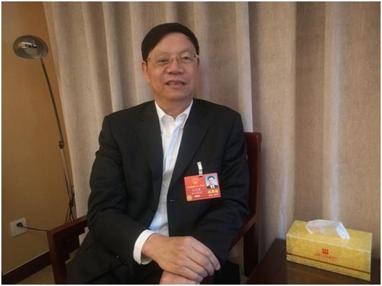全国人大代表、台州市人大常委会主任元茂荣