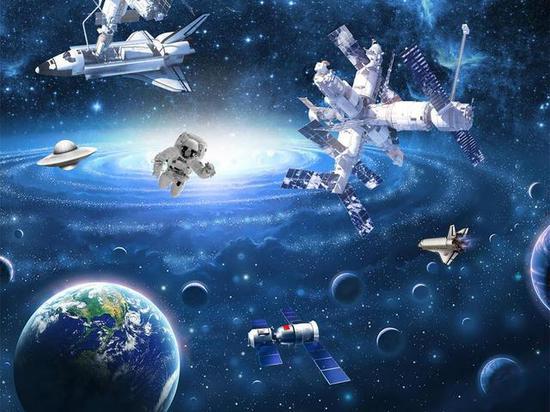中国正忙着登月 美媒才想起邀请中国参与国际空间站