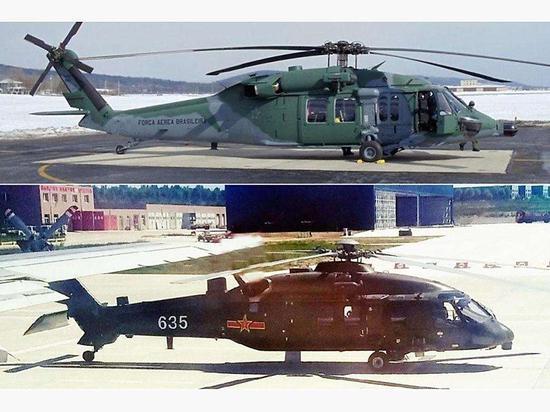 中国直20终于在发动机上超越美军黑鹰 功率高出10%